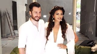 Shama Sikander Celebrate Her Birthday With Media