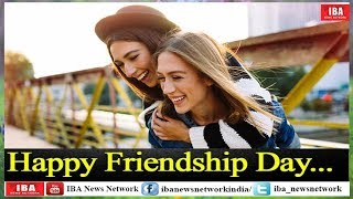 Happy Friendship Day 2018 - love you friends - friendship day wishes | 5 august 2018 |