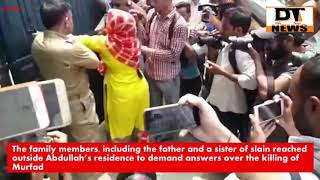 Family demands probe after Poonch resident shot dead at Farooq Abdullah's residence