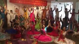 Aayat (Bajirao Mastani) Kathak Dance- Devesh Mirchandani- China