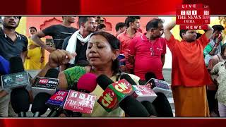 [ Allahabad ] Nimhara Devi temple manager Sima Singh is being said that she is my goddess