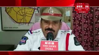 [ Hyderabad ] Nampuli Traffic Police in Hyderabad launched a drink and drive campaign