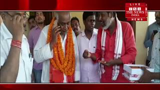 Mirzapur ]Sonbhadra MP Ramshakal has been nominated for the Rajya Sabha by the BJP government.