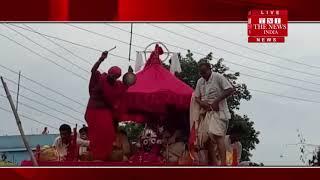 [ Devbhog News ] देवभोग में भगवान जगन्नाथ  रथ यात्रा का त्यौहार बड़ी ही धूमधाम से मनाया