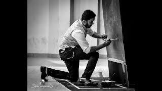 Speed painting in 7 mins by Artist Vivek Patil