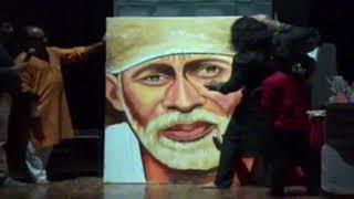 Live Painting | Navneet Agnihotri | Sirifort Auditorium | Sai Bhajan