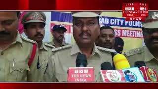 Hyderabad ] Cc Camera Awareness Program was organized in Hyderabad / THE NEWS INDIA
