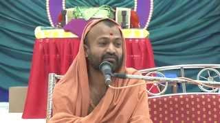 Yuva seminar By Pujya Yogeshvar swami At Bhagvat katha mahotsav - Sardhar