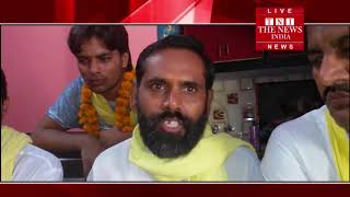 [ Moradabad ] A meeting was organized by Suheldev party in Moradabad / THE NEWS INDIA
