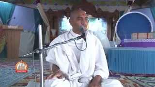 Yuva Seminar By Sarvamangal bhagat At Bal Yuva Mahotsav Sardhar 2015