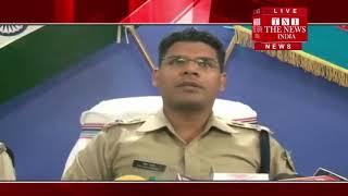 [ Dhanbad ] धनबाद में चोरी करने वाली गेंग का पुलिस ने किया खुलासा / THE NEWS INDIA