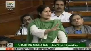 Monsoon Session of Parliament: Ranjeet Ranjan on Muzaffarpur shelter home rapes