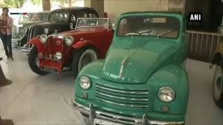 "Madras Heritage Motoring Club hosts a grand ""Chennai Heritage Auto Show 2018"""