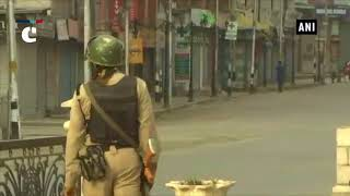Article 35A: Kashmir valley observes shutdown ahead of SC hearing on Article 35A