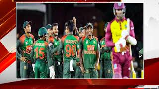 Bangladesh beat west indies by 19 runs in the third t 20i and clinch the series. - tv24