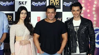 LOVERATRI Trailer Launch Full Video | Salman Khan, Aayush Sharma, Warina Hussain