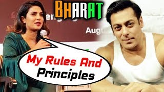 Priyanka Chopra's FIRST REACTION After Leaving Salman Khan's BHARAT