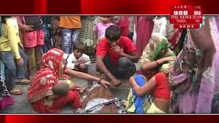 [ Kanpur ] कानपुर नगर निगम व कानपुर विकास प्राधिकरण की लापरवाही से मासूम की मौत / THE NEWS INDIA