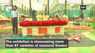 208th Lalbagh flower show pays tribute to Indian armed forces