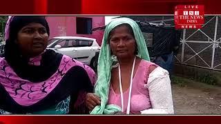 [ Shahjahanpur ] शाहजहांपुर में पीड़ित परिबार ने लगाई पुलिस अधीक्षक से मदद की गुहार / THE NEWS INDIA