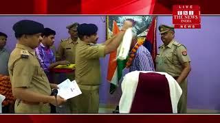 [ Lakhimpur Kheri ] लखीमपुर खीरी से 9 पुलिसकर्मी पुलिस सेवा से हुए सेवानिवृत्त / THE NEWS INDIA