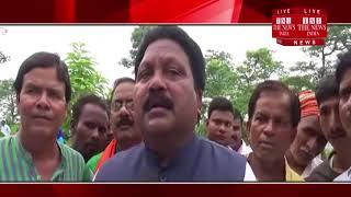 Bihar ]बिहार के उपमुख्यमंत्री सुशील मोदी ने अररिया में जैव विविधता पार्क का फीता काट कर किया उद्घाटन