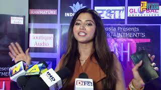 Riddhima Tiwari Slams Radhe Maa The Controversial God Women - Raah De Maa Webseries Launch