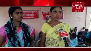[ Chhattisgarh ] रसोइयों के 5 दिवश  के हड़ताल में चले जाने से मध्यान भोजन शिक्षको ने परोसे