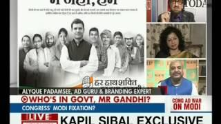 Cong AD War: Cong's Anti-Modi Blitz (Headline Today 29-01-14)