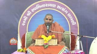 Parcha Prakaran Katha At Satsang Chhavani 2015 Day 3 Am