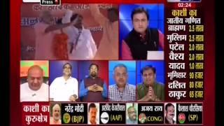 All Parties Trying to Outplay NaMo in Varanasi:Will Modi Win in Varanasi?(INDIA NEWS 13-04-14)