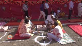 Mangal Shilanyas Mahotsav Bhavnagar 2016 Day 8 pm Shilanyas Vidhi