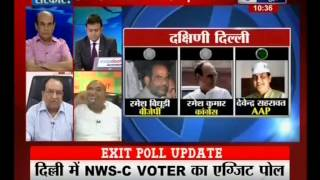 EXIT POLL ON HIGH-PROFILE SEATS (INDIA NEWS, 12-MAY-2014)