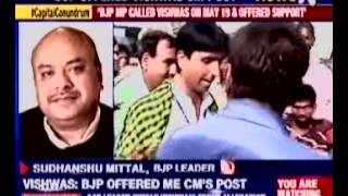 The New Drama Queen in Politics: AAP, Kumar Vishwas sets a new low