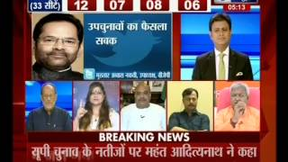 By-Poll Setback to Modi: BJP Loses Ground in UP, Rajasthan, Gujarat (India News, 16-Sep-14)-Final