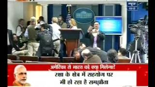 PM's US visit: Will Modi's Visit Boost India-US Ties & Fund Inflows?(ABPNEWS,30-09-14)-Final