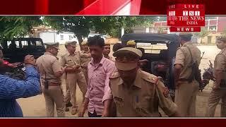 [ Farrukhabad ] फर्रुखाबाद में पुलिस ने 10 चोरी की  बाइक सहित दो शातिरों चोरों को किया गिरफ्तार