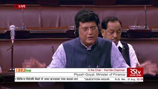 Number of tax filers have increased by 50% in last four years: Shri Piyush Goyal on black money