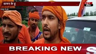 सावन के दूसरे सोमवार में भगवान शिव के जयकारों से गूंजा रामपुर