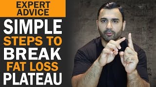 Simple Steps to Break FAT LOSS PLATEAU! (Hindi / Punjabi)