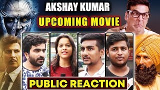 Akshay Kumar's UPCOMING Movies   PUBLIC Excited For Which Movie?   GOLD, ROBOT 2.0, Housefull 4 ...