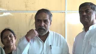 Rajya Sabha Deputy Chairmen Election: Anand Sharma and BK Hariprasad addresses the Media
