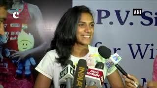 PV Sindhu eyeing Asian Games glory
