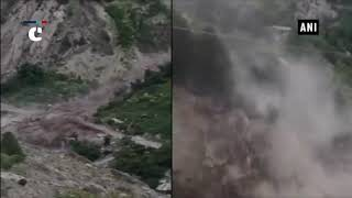Himachal Pradesh Rains: Himachal Pradesh's Kinnaur witnesses massive landslide