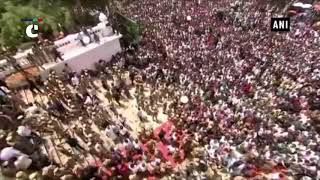 Karunanidhi Funeral: 2 killed, several injured after scuffle breaks out outside Rajaji Hall