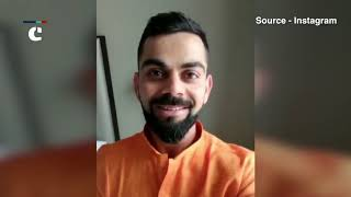 Independence Day 2018 Challenge: Virat Kohli nominated Shikhar Dhawan and Rishabh Pant