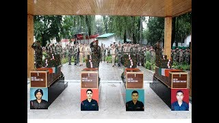 Army pays tribute to its valiant martyrs