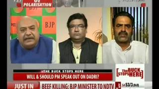 "Sudhanshu Mittal: ""BJP does not believe in politics of hate & polarization."""