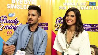Ready 2 Mingle Show Launch | Exclusive Interview | Aahana Kumra & Amol Parashar | The Zoom Studio