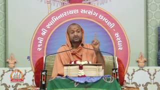 Vyakhyanmala By Pujya Yogeshwar swami At Shibir 2016